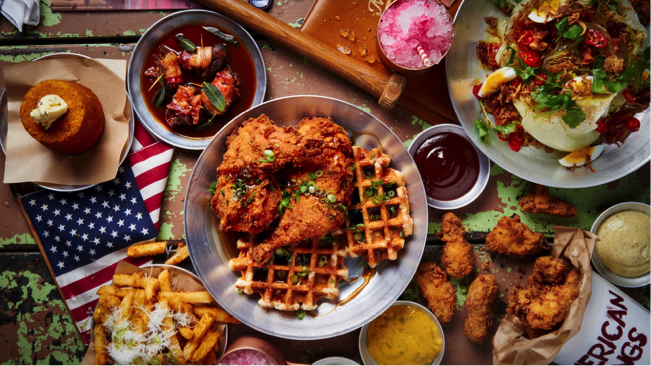 アメリカの家庭料理について