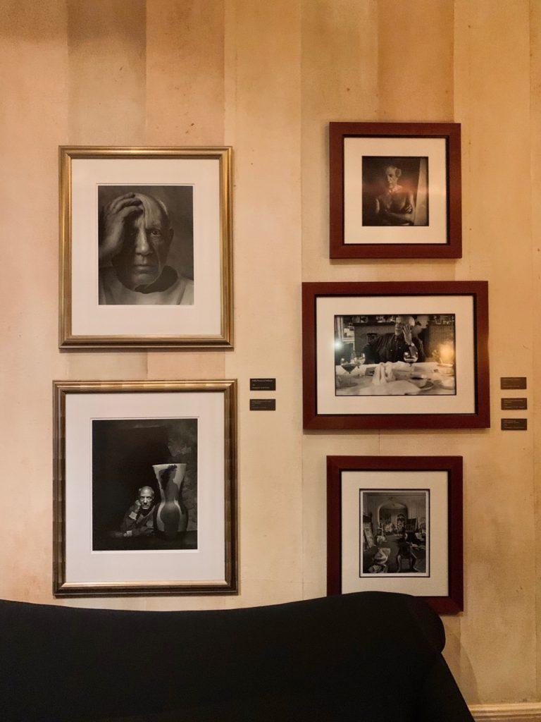 ピカソの絵画に囲まれながら地中海フレンチが堪能 出来るレストラン15