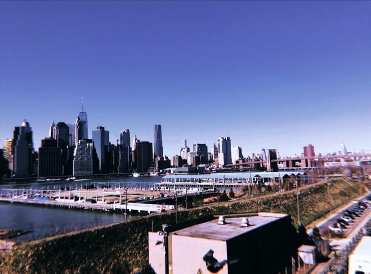 マンハッタンを一望?日中でも夜でも、素晴らしい景色は間違いなし! ブルックリンハイツ、プロムナード