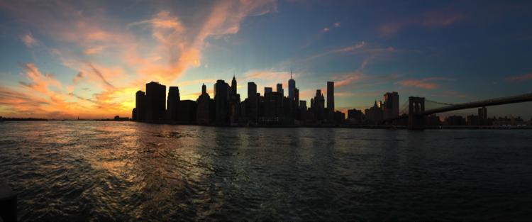 マンハッタンを一望?日中でも夜でも、素晴らしい景色は間違いなし! ブルックリンハイツ、プロムナード 3