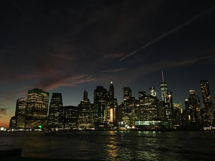 マンハッタンを一望?日中でも夜でも、素晴らしい景色は間違いなし! ブルックリンハイツ、プロムナード 4