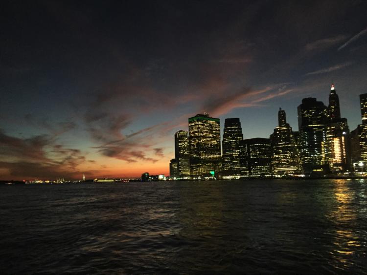 マンハッタンを一望?日中でも夜でも、素晴らしい景色は間違いなし! ブルックリンハイツ、プロムナード 5