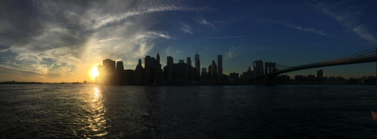 マンハッタンを一望?日中でも夜でも、素晴らしい景色は間違いなし! ブルックリンハイツ、プロムナード 8