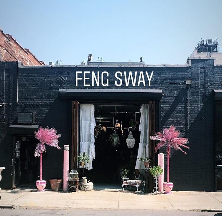 NYギフトショップ「FENG SWAY」あのモデルも足を運んでた?