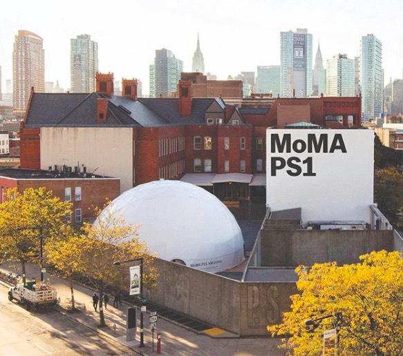 最先端NYのアートブックフェア Moma PS1_10