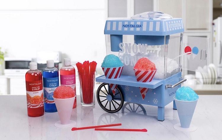 アイスクリームメーカー1