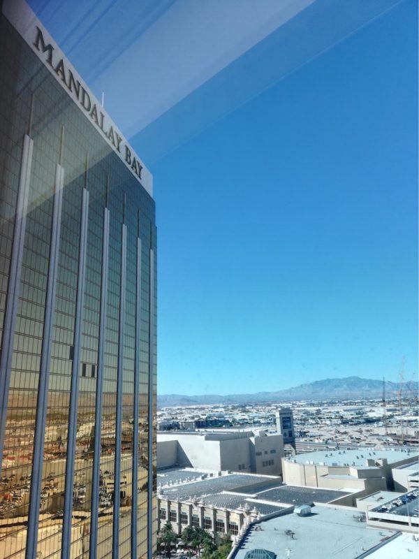 ラスベガス マンダリンホテル